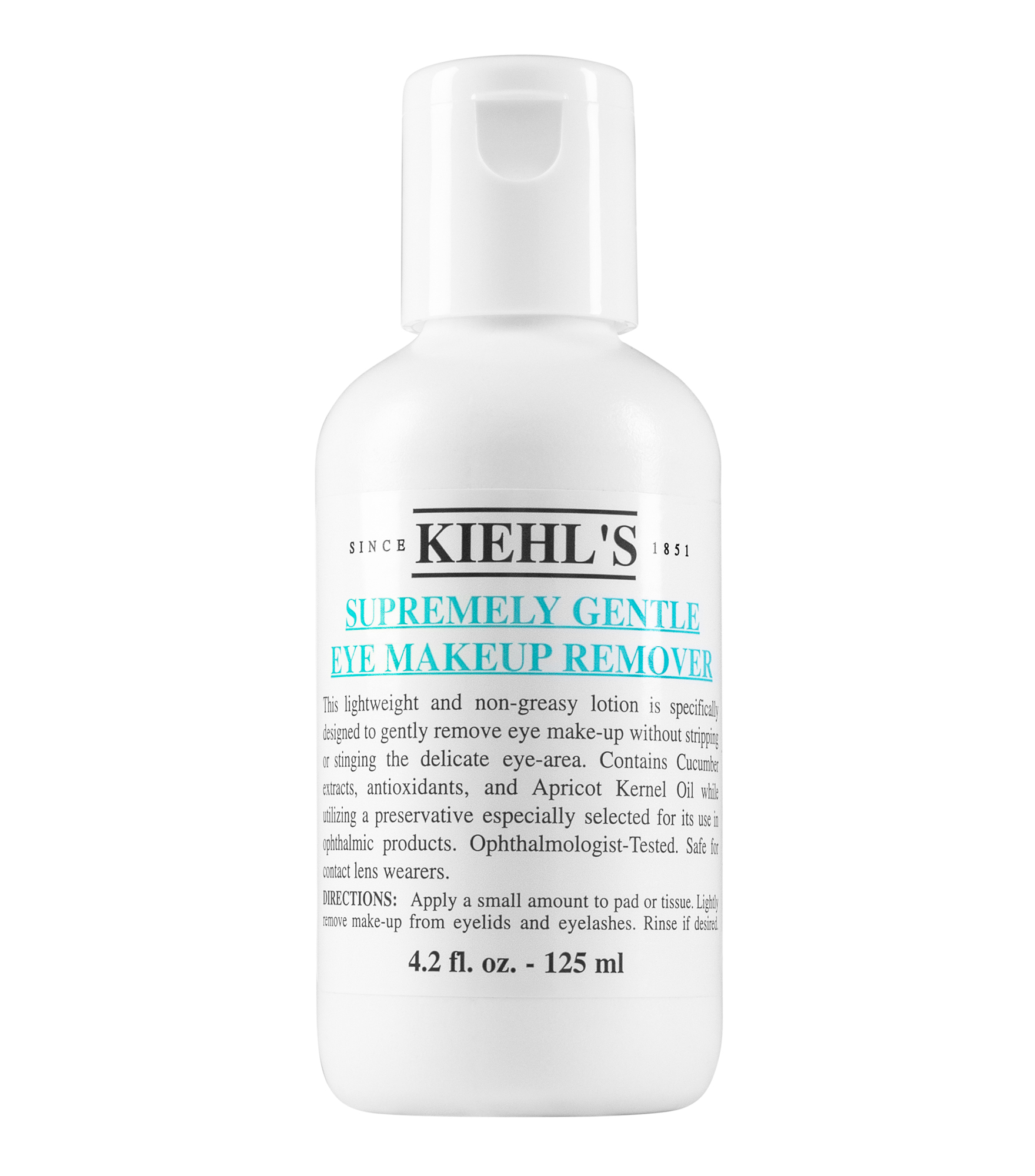 Supremely Gentle Eye Makeup Remover Kiehls