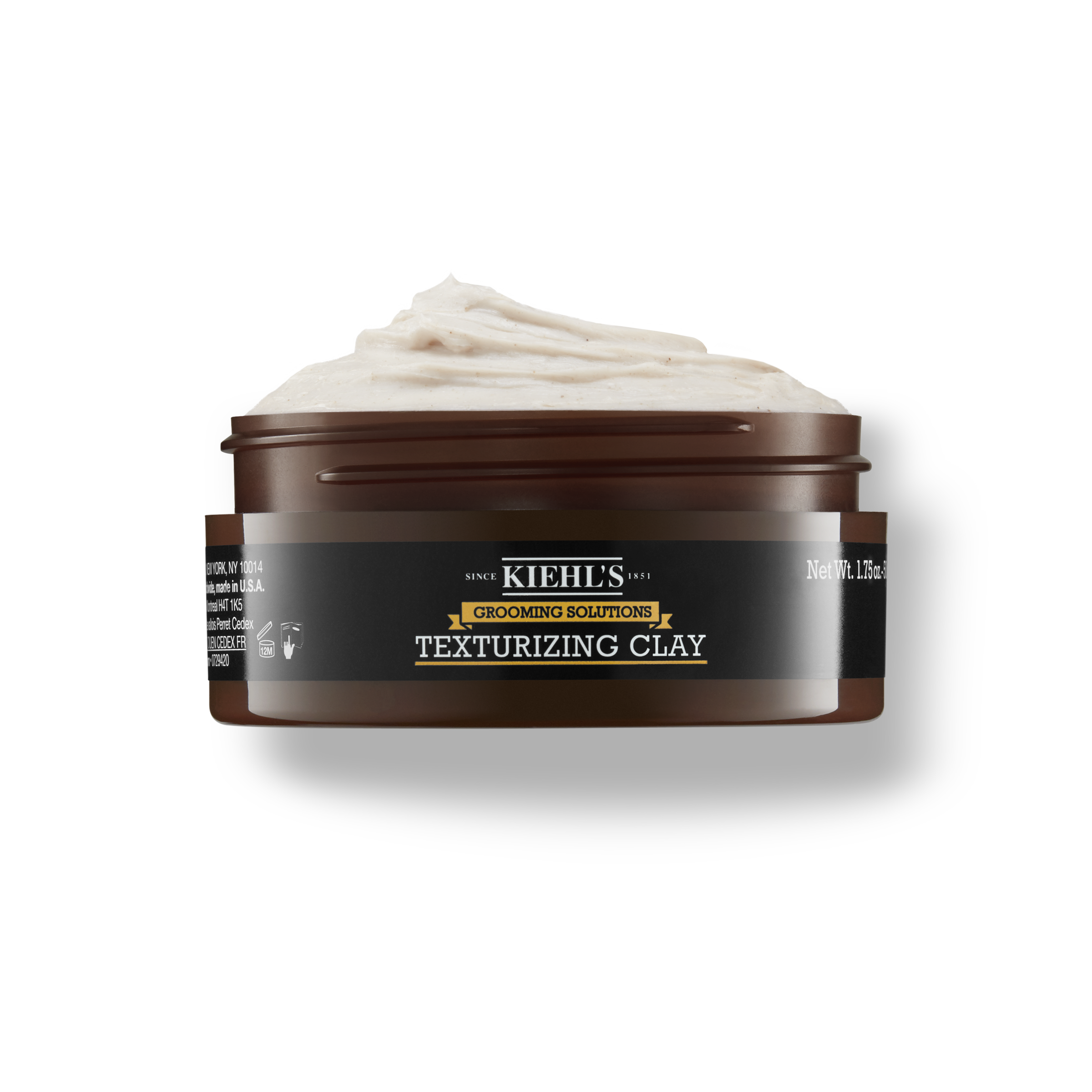 Grooming Solutions Texturizing Clay Matte Hair Clay For Men Kiehl S