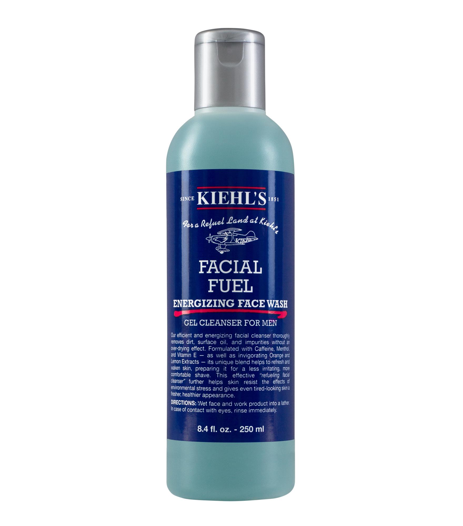 Best Men\'S Face Wash 2020 Facial Fuel Energizing Face Wash – Gel Face Wash for Men – Kiehl's