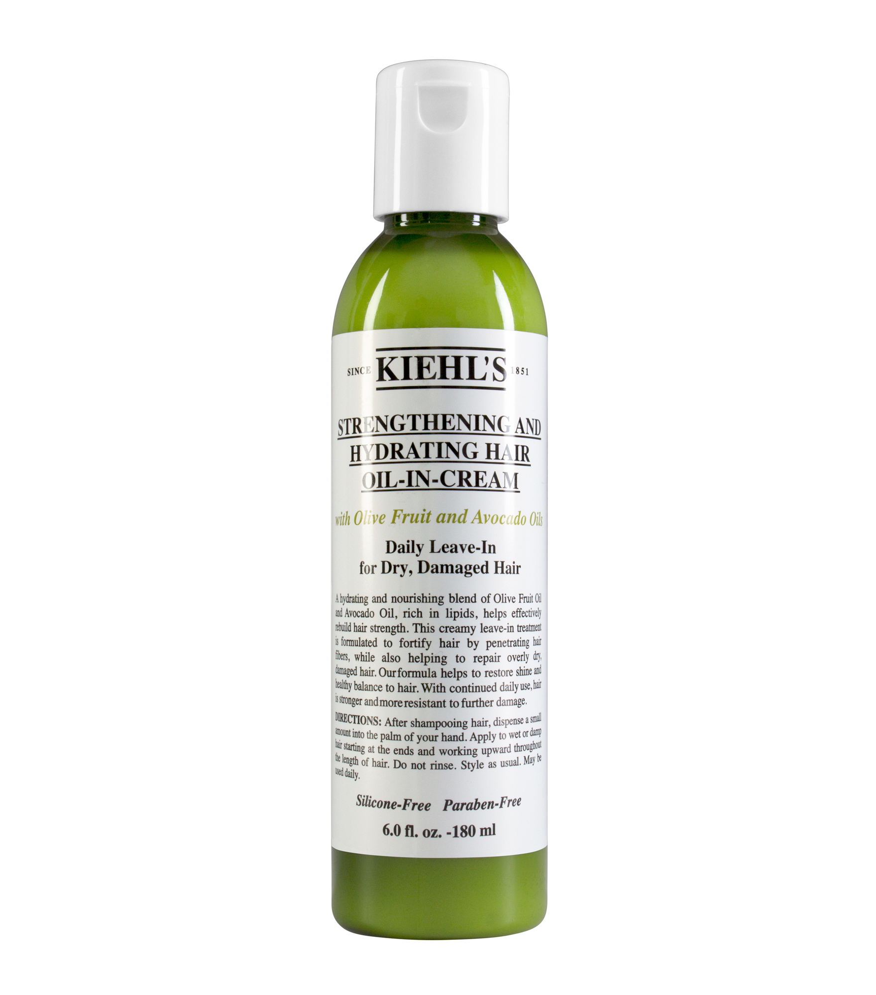Strengthening Hydrating Hair Oil In Cream Kiehl S