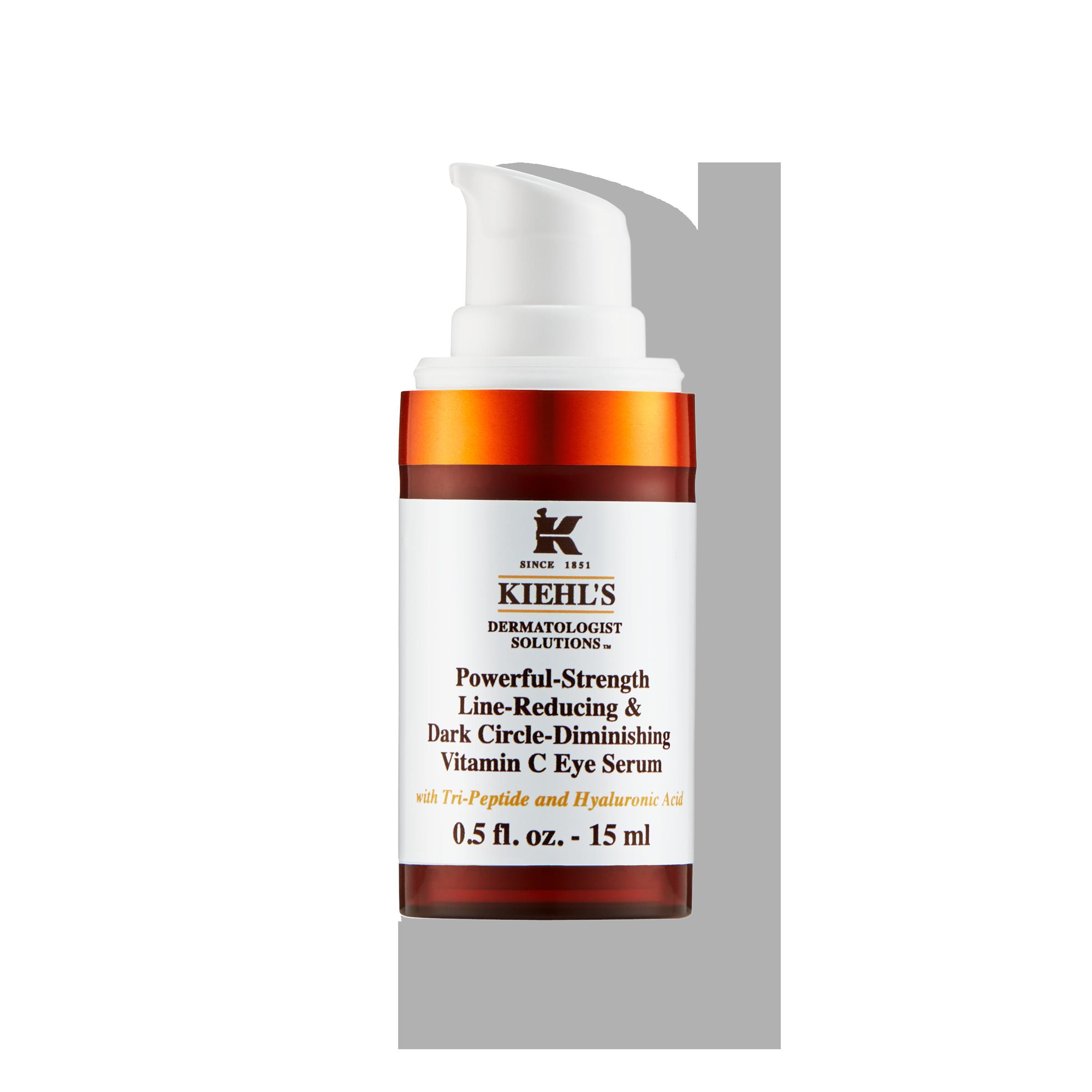 Powerful Strength Dark Circle Reducing Vitamin C Eye Serum Kiehl S