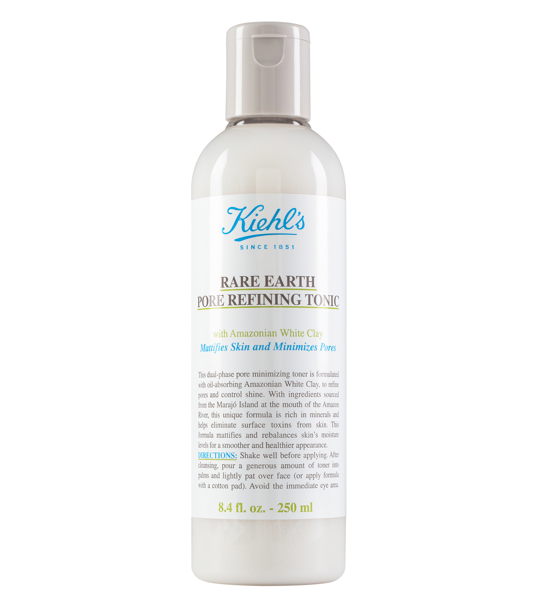 Image result for kiehl's rare earth pore refining tonic