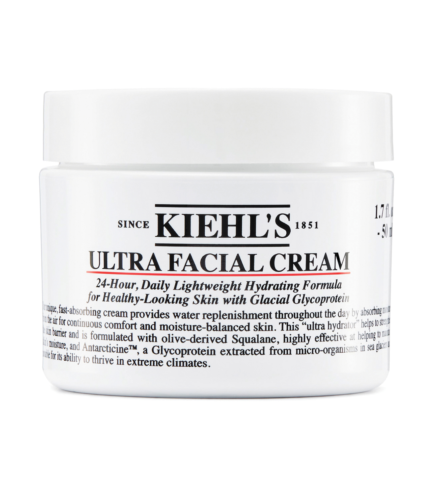 bd97f443795 Ultra Facial Cream Daily Facial Moisturizer - Kiehl s