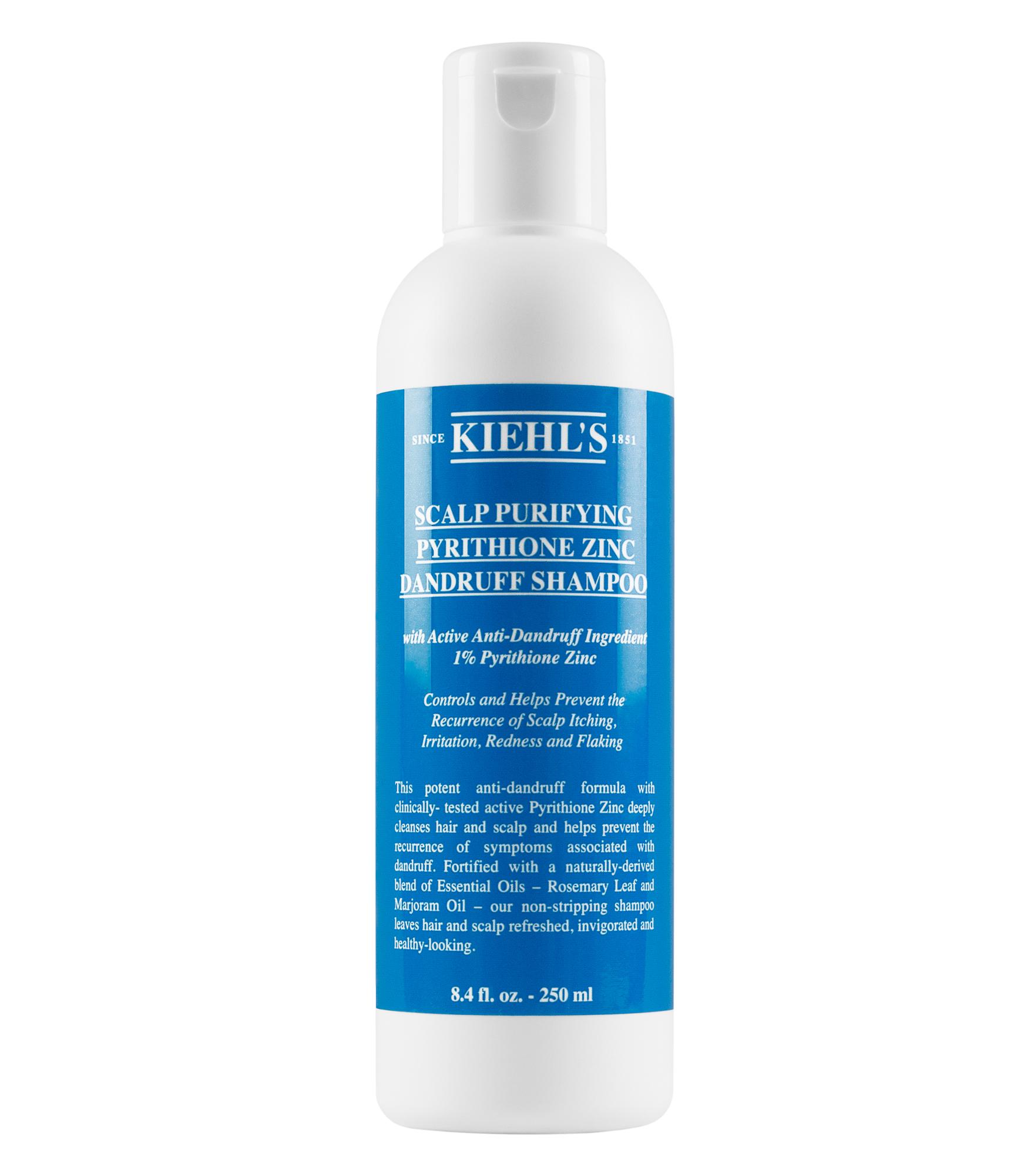 Scalp Purifying Anti Dandruff Shampoo Hair Care Kiehl S