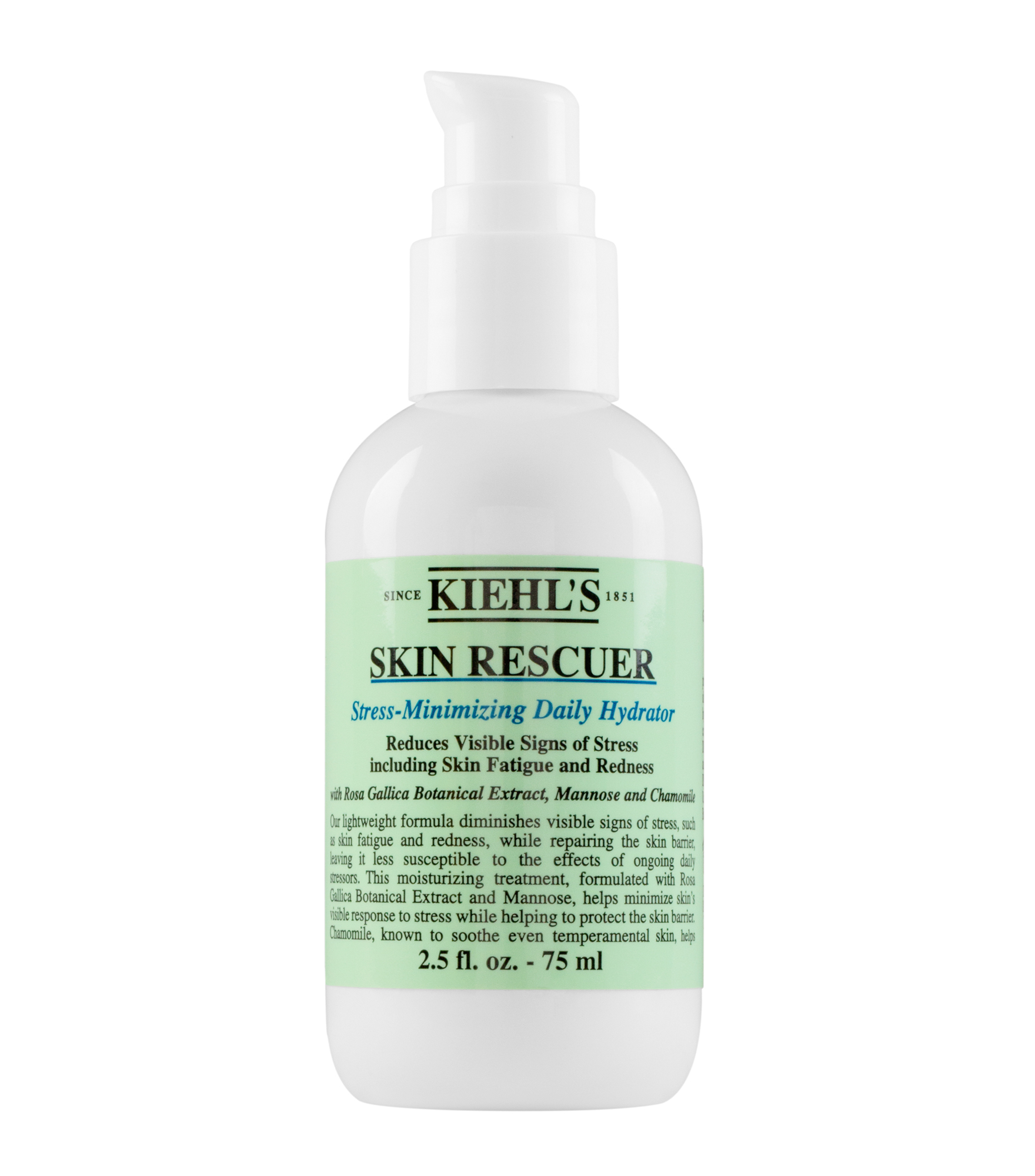 The One Thing: Kiehl's Skin Rescuer For Stressed-OutSkin